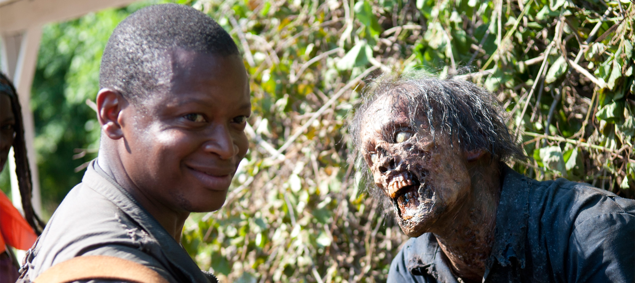 Bastidores da 4ª temporada de The Walking Dead: Episódio S04E04 -