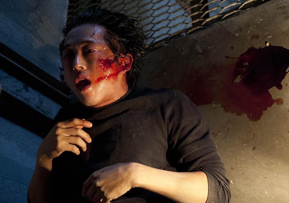 The Walking Dead _ Season 4, Episode 5 - Photo Credit: Gene Page/AMC