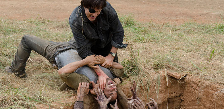 Por dentro de The Walking Dead: Elenco e produtores comentam o episódio S04E07 -