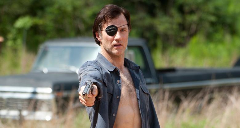 The Walking Dead S04E08: David Morrissey explica porque o Governador fez o que fez