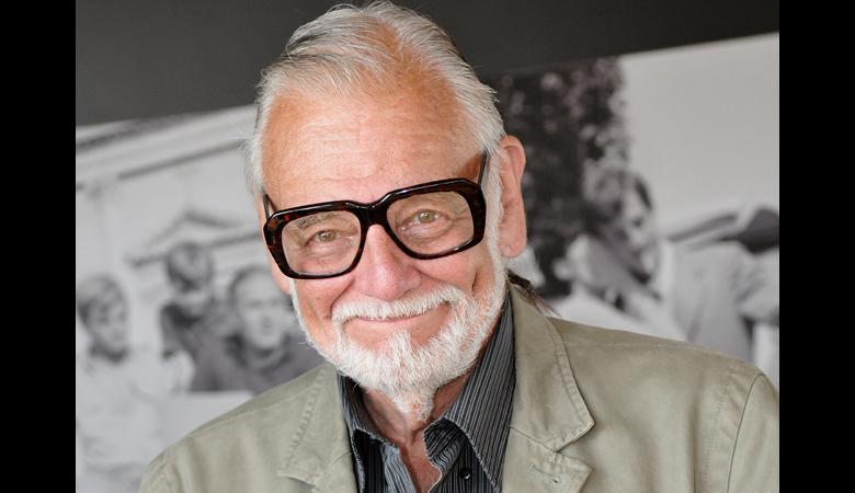 """George Romero diz que """"The Walking Dead é apenas uma novela com zumbis ocasionais"""""""