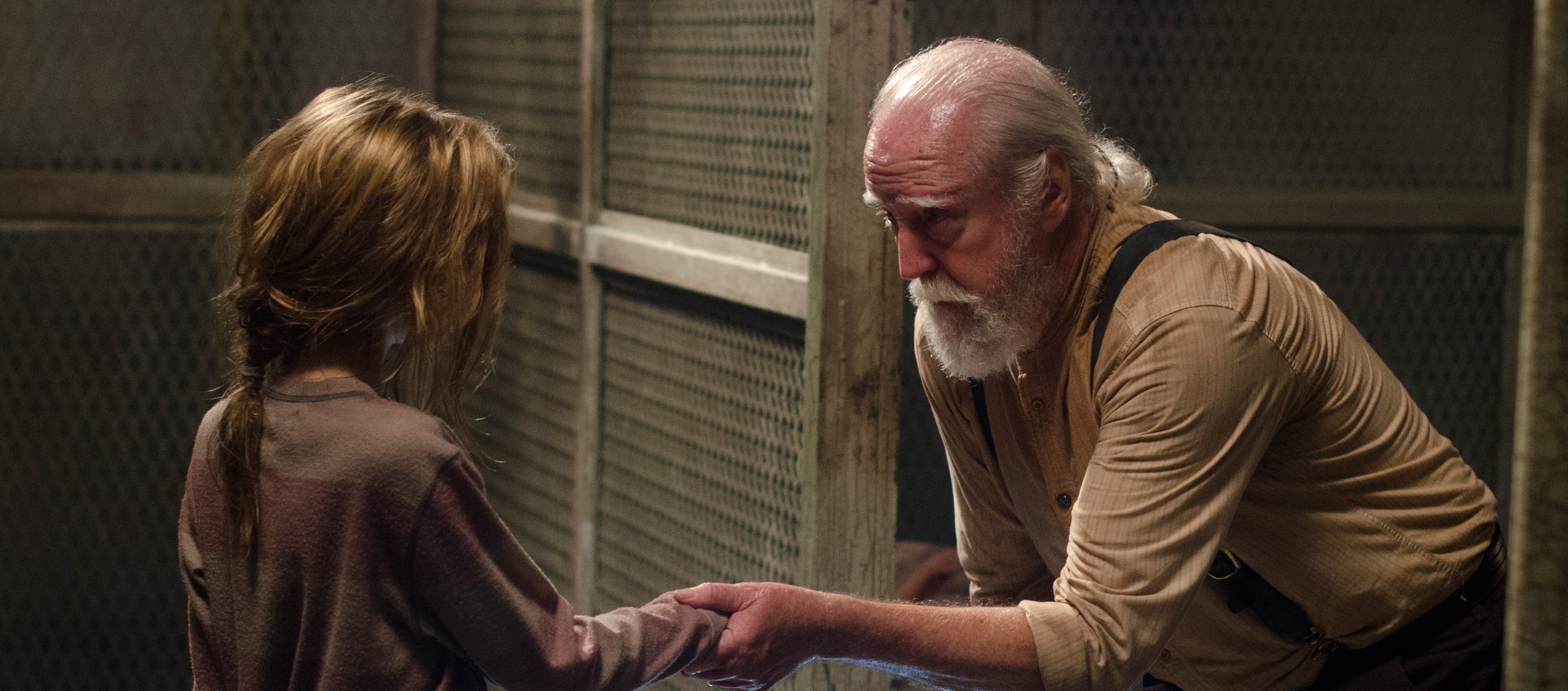 REVIEW S04E05 - Internment: A Luta de Hershel