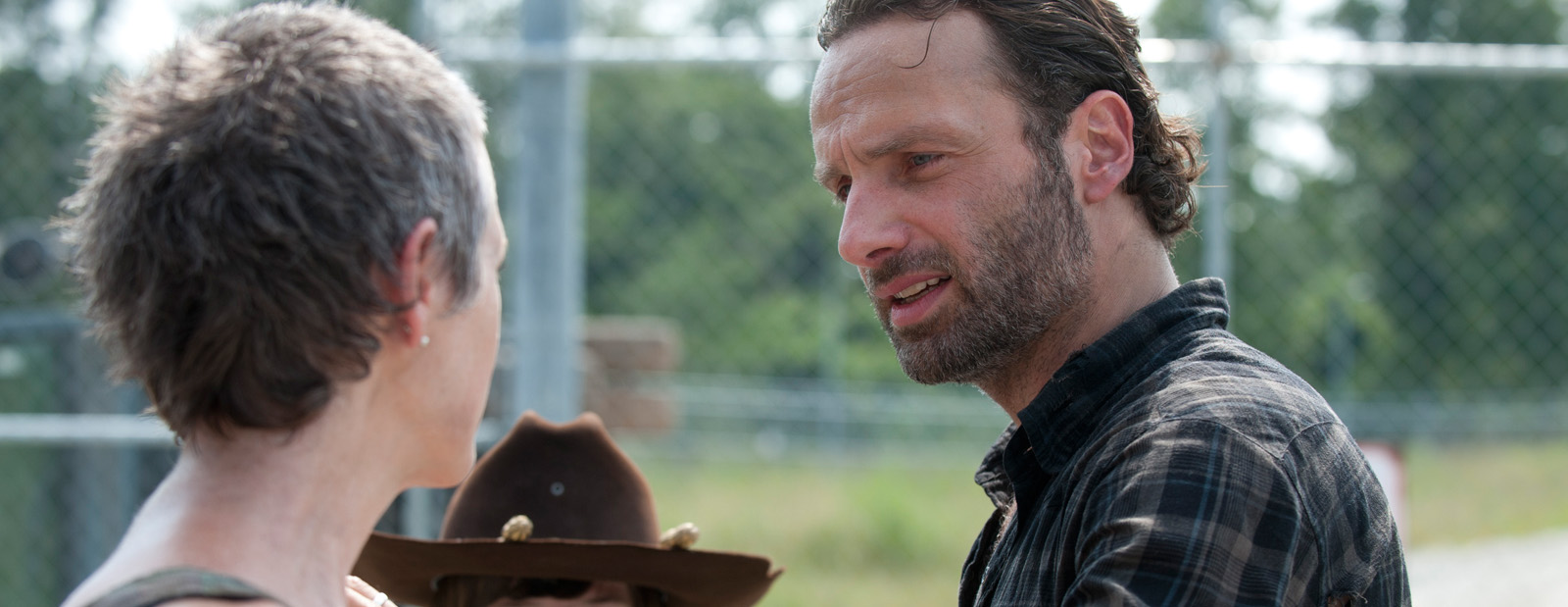 Hora de tomar partido em The Walking Dead: Time Rick ou Time Carol?