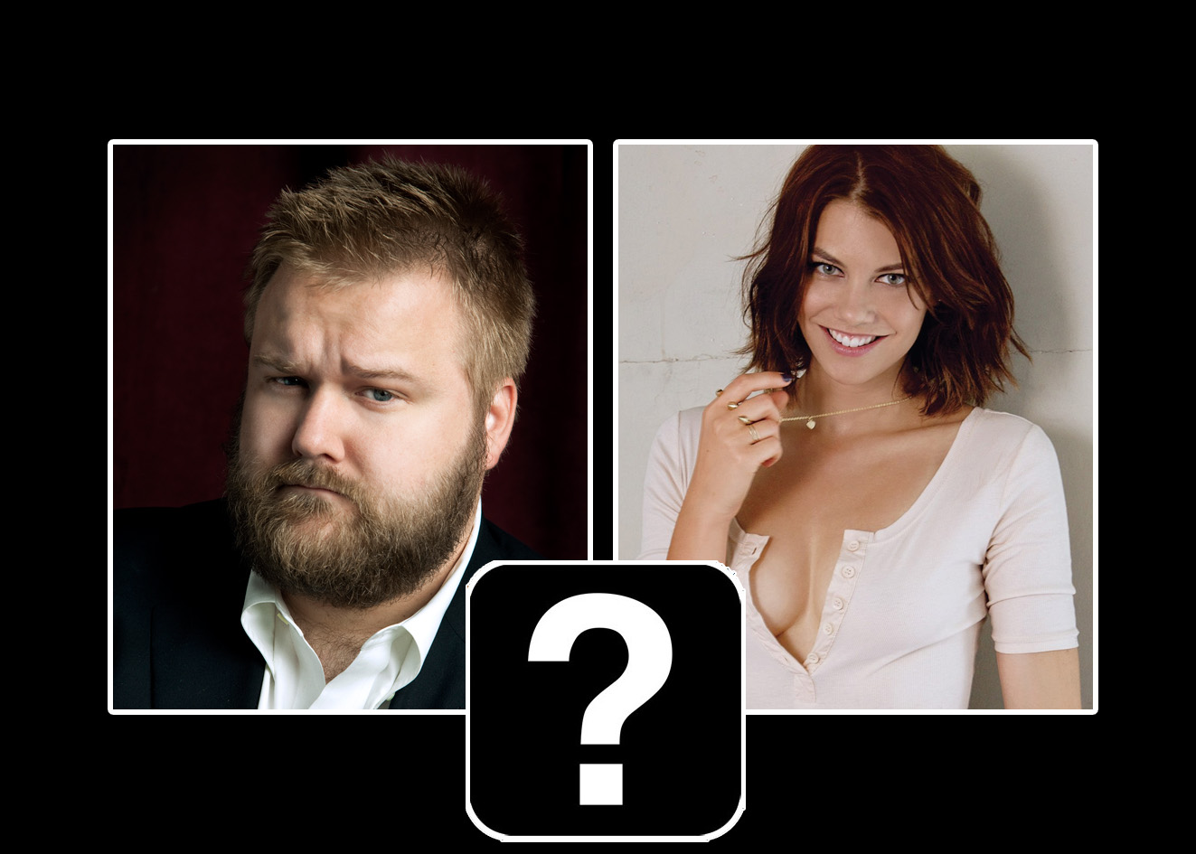 robert-kirkman-lauren-cohan-talking-dead