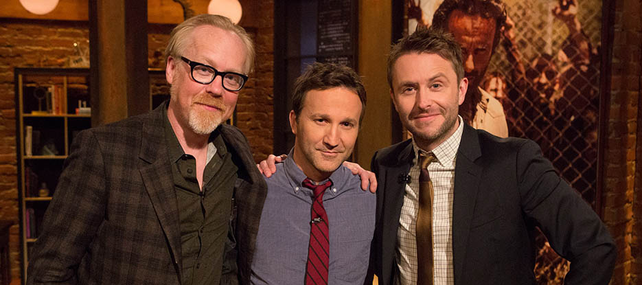 Talking Dead Brasil #13 – Adam Savage e Breckin Meyer