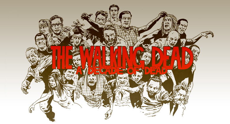 The Walking Dead: A Decade of Dead - Documentário de 10 anos de The Walking Dead