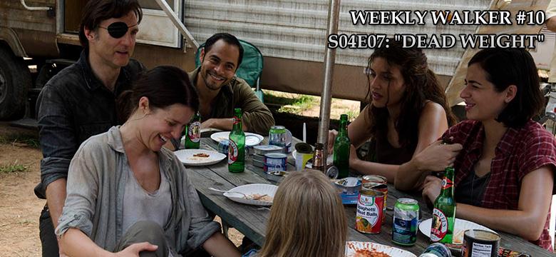 Weekly Walker #10 - S04E07: