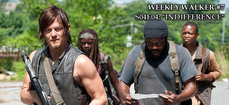 Weekly Walker #7 - S04E04: