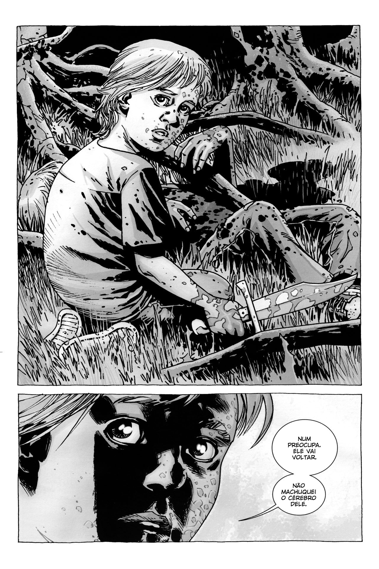 Ben-The-Walking-Dead-Quadrinhos
