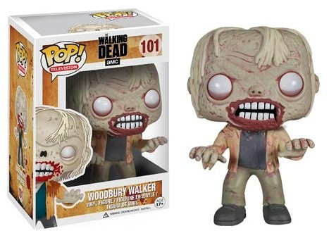 Funko-The-Walking-Dead-POP-Vinyls-Series-4-Woodbury-Walker-Figure