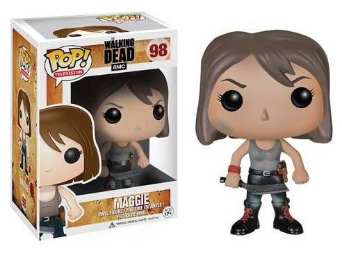 Funko-The-Walking-Dead-Series-4-Maggie-POP-Vinyls-Figure