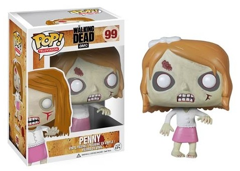 The-Walking-Dead-Funko-POP-Vinyls-Series-4-Penny-the-Governors-Daughter-Figure