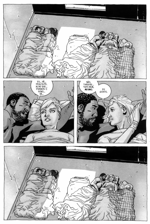 Tyreese-Carol-Quadrinhos-Edicao-9-The-Walking-Dead