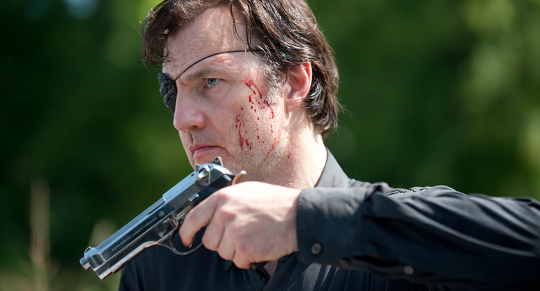 David Morrissey fala sobre o destino do Governador: