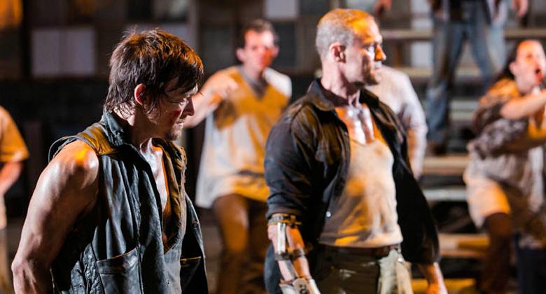 The Walking Dead retorna à Band em janeiro de 2014