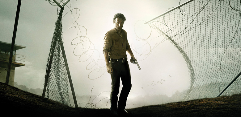 Revelada a data de retorno da 4ª temporada de The Walking Dead