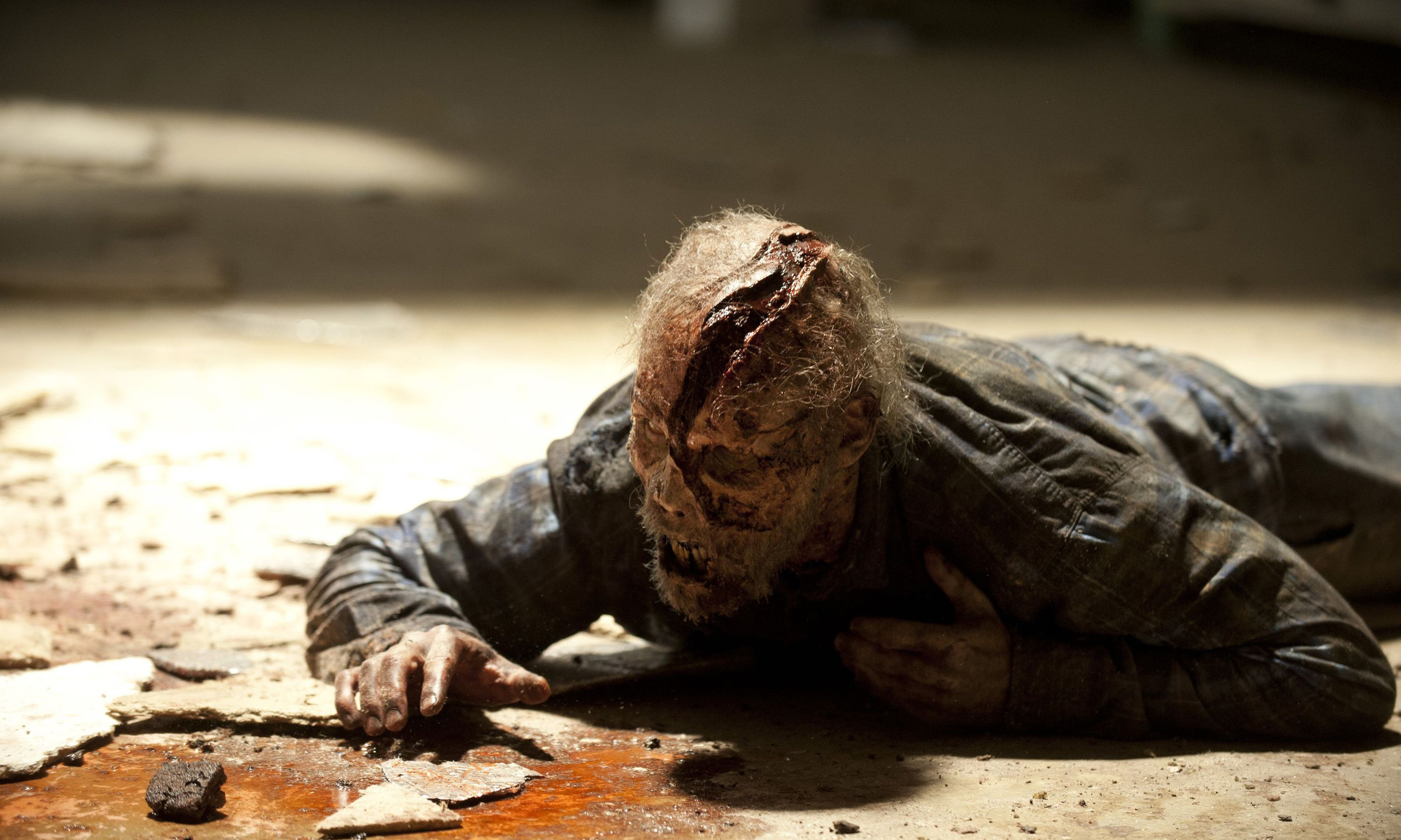 Walker - The Walking Dead _ Season 4, Episode 1 - Photo Credit: Gene Page/AMC