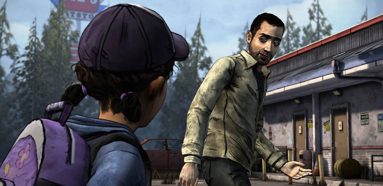The Walking Dead The Game 2ª Temporada será lançado neste mês, Telltale confirma a volta de Omid