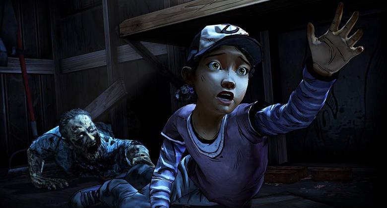 Trailer do primeiro episódio da 2ª temporada do jogo The Walking Dead da Telltale Games