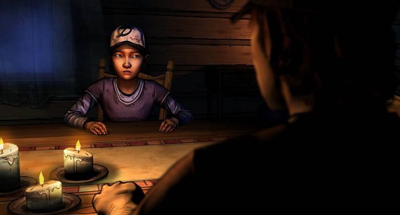 """The Walking Dead The Game: As perguntas são """"Tudo o que restou"""""""