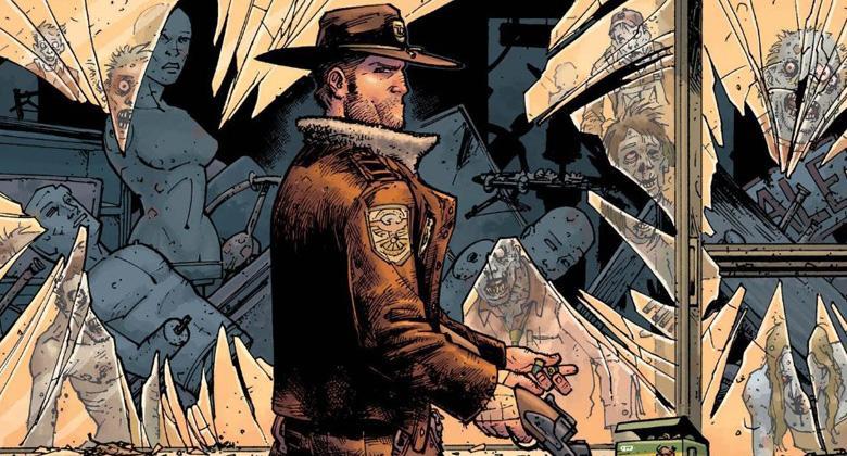 Robert Kirkman revela o roteiro original para The Walking Dead