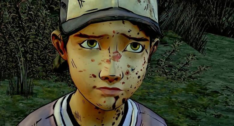 A maturidade de Clementine na 2ª Temporada do The Walking Dead The Game