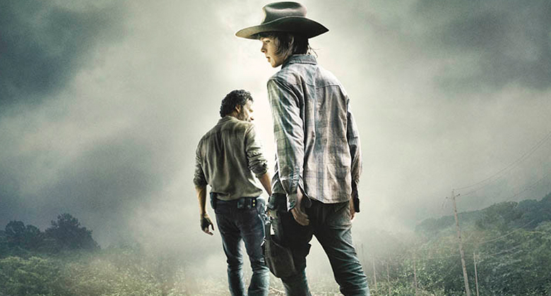 Novo trailer da 2ª parte da 4ª temporada de The Walking Dead