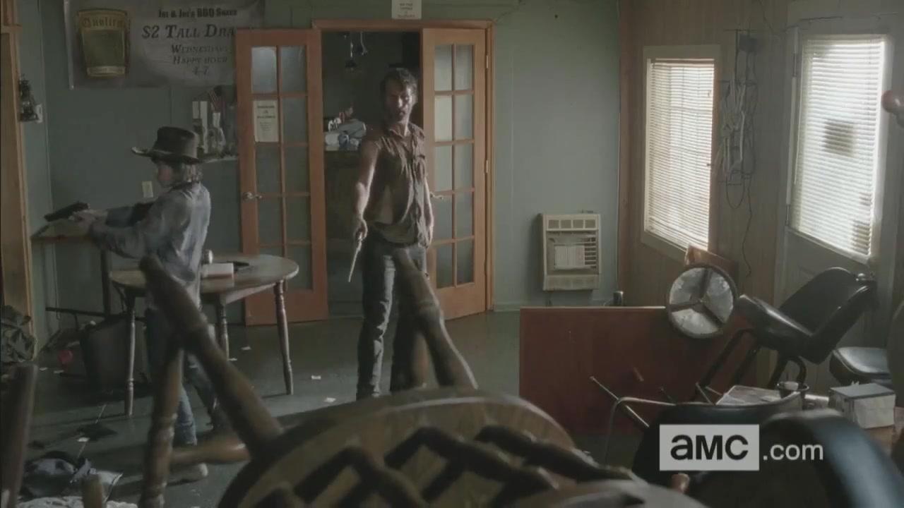 [HD] The Walking Dead- Season 4 Returns 343