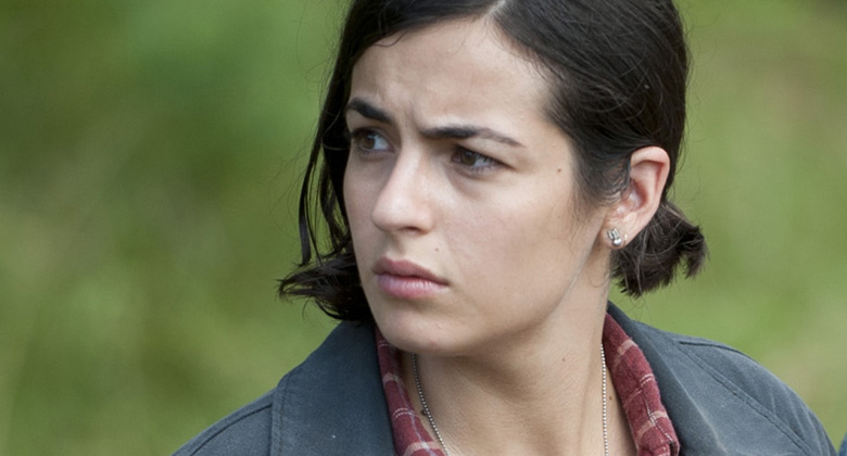 The Walking Dead 4ª Temporada: Alanna Masterson fala sobre as motivações de Tara