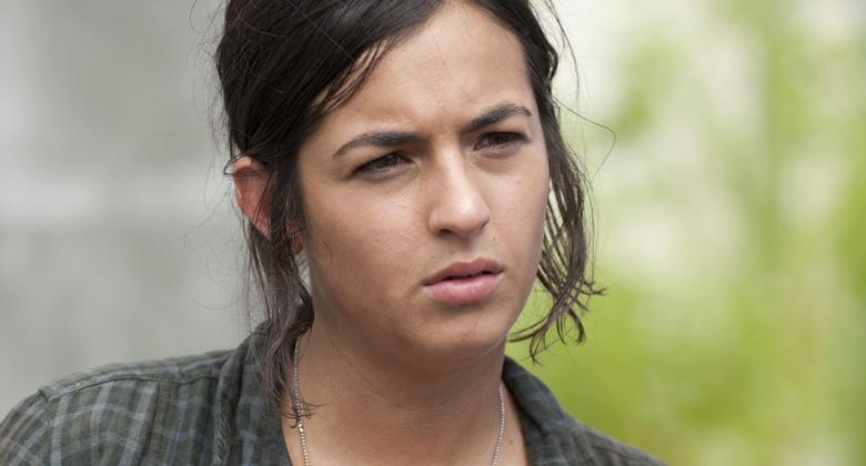 The Walking Dead 4ª Temporada: Perguntas e Respostas com Alanna Masterson (Tara Chambler)