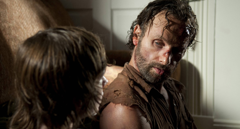 rick-carl-the-walking-dead