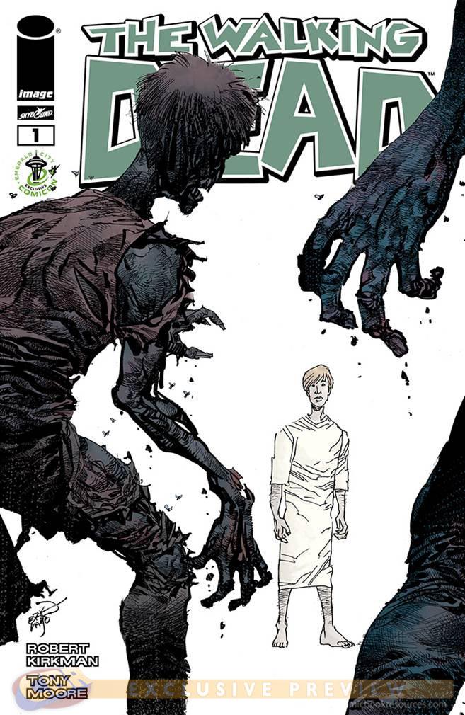 The-Walking-Dead-1-Emerald-City-Comicon-001