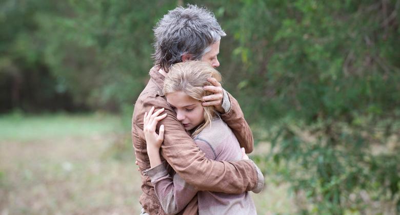 [ENQUETE] The Walking Dead 4ª Temporada: Carol fez a coisa certa ao matar Lizzie?