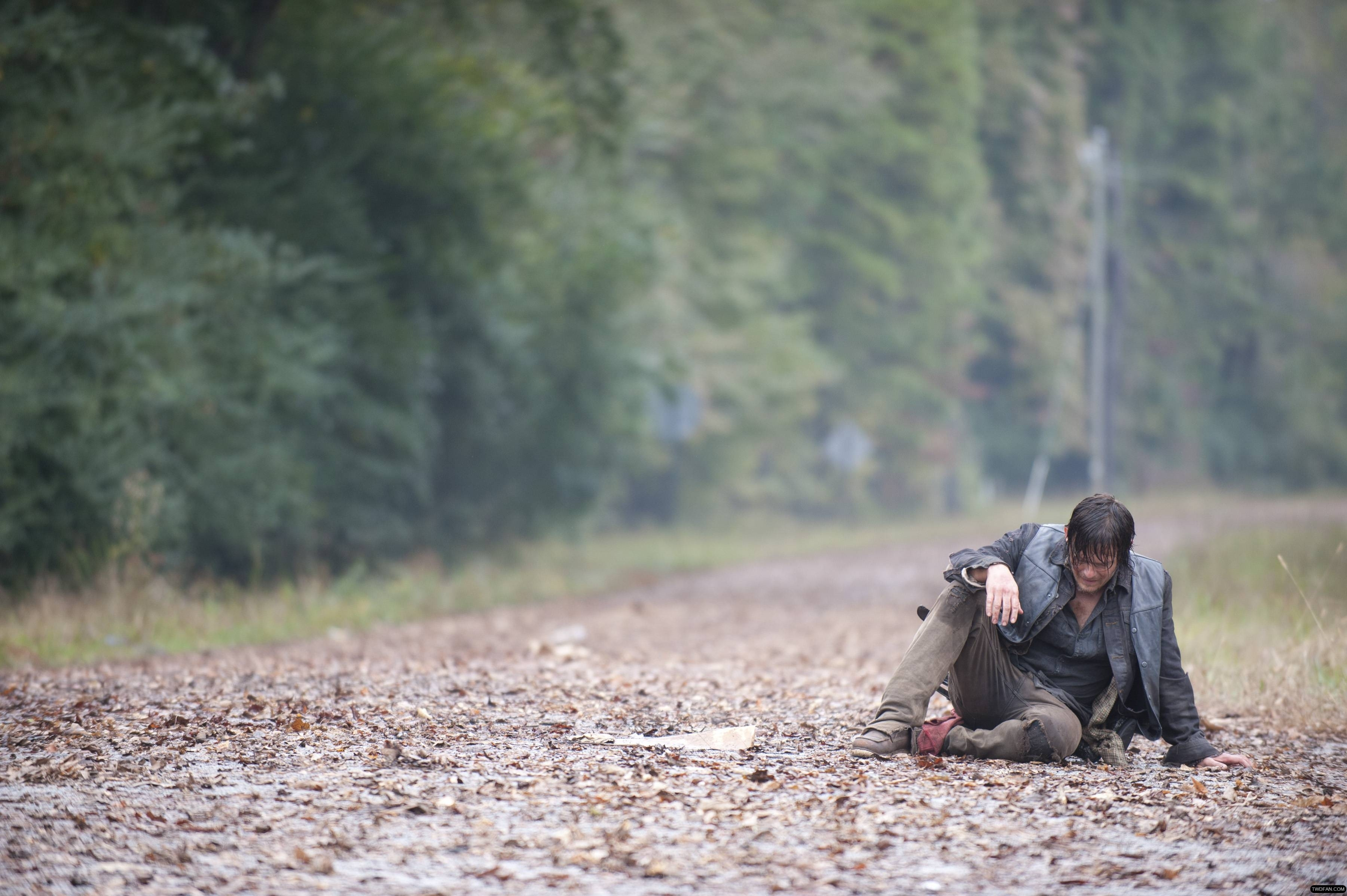 daryl-dixon-the-walking-dead-4-temporada-alone
