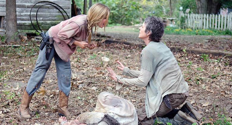 REVIEW S04E14 – The Grove: Aquilo que não é dito