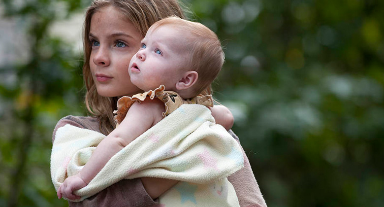 The Walking Dead 4ª Temporada: Onde está a pequena Judith?