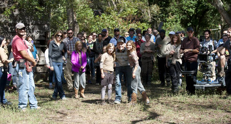 Bastidores da 4ª temporada de The Walking Dead: Episódio S04E14 -