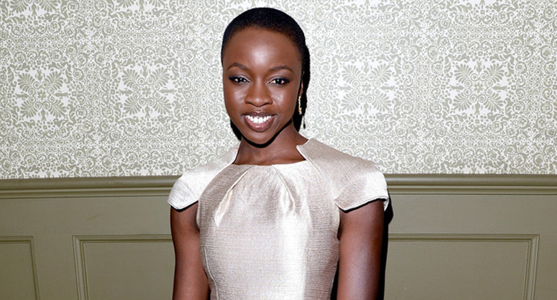 Fotos de Danai Gurira na Fresh Faces Party da Marie Claire