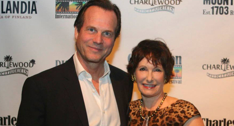 Gale Anne Hurd recebe prêmio prestigioso no Charleston International Film Festival