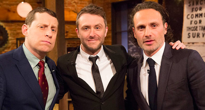 Talking Dead Brasil #23 – Andrew Lincoln e Scott M. Gimple
