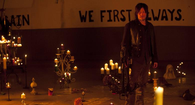 The Walking Dead 5ª Temporada: Corpos carbonizados em Terminus – Será um flashback?