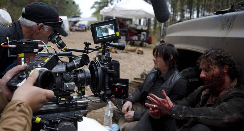 [POST FIXO] Informações sobre as filmagens da 5ª Temporada de The Walking Dead