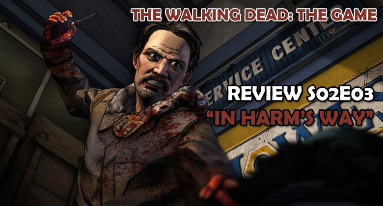 The Walking Dead: The Game - REVIEW S02E03:
