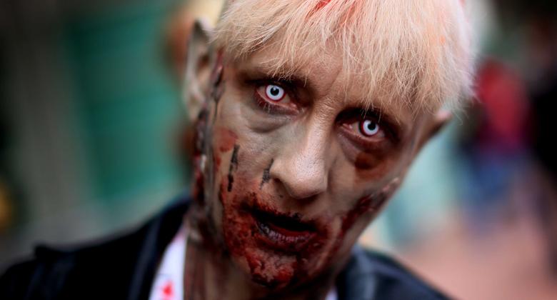 BBC encomenda um game show estilo Apocalipse Zumbi