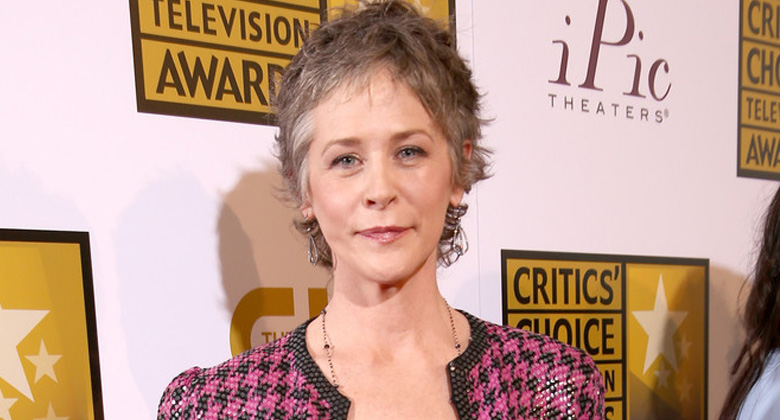 Melissa McBride perde o Critic's Choice Television Awards 2014