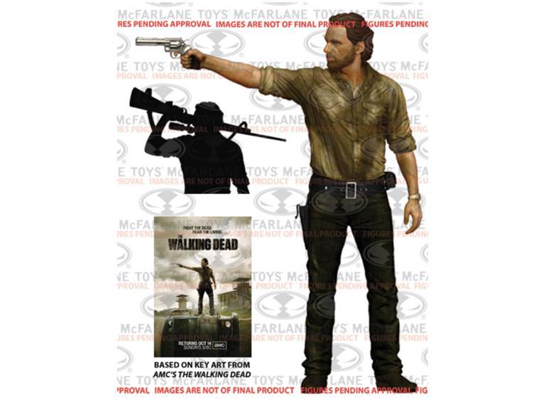 Rick-Grimes-Deluxe-Figure-McFarlane-Toys-Walking-Dead-10-inch