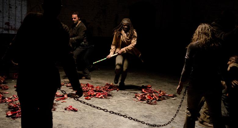 The Walking Dead 4ª Temporada: Cena deletada seria uma dica sobre o passado de Terminus?