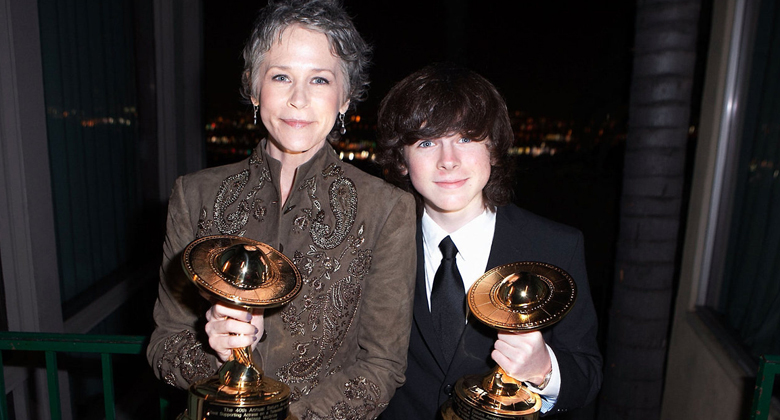 The Walking Dead consagrada no Saturn Awards 2014