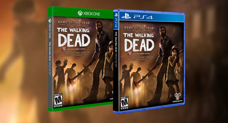 The Walking Dead da Telltale vai chegar ao Xbox One e ao Playstation 4