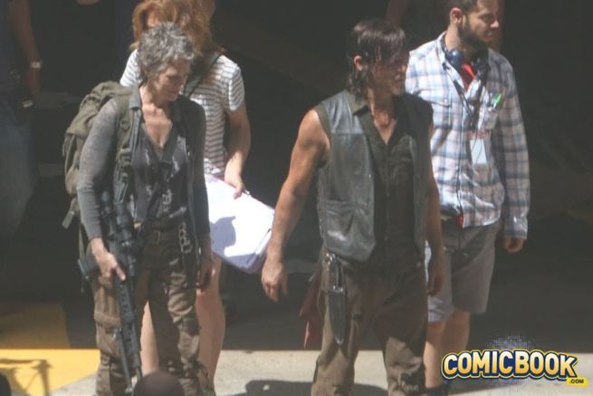 norman-melissa-the-walking-dead-5-temporada-set-atlanta-007